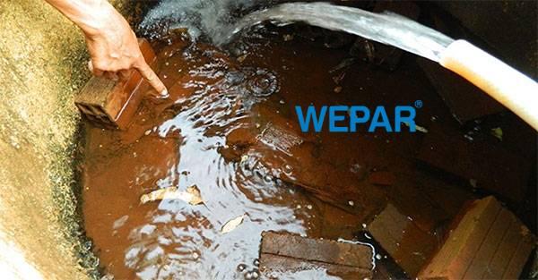 cách xây bể lọc nước giếng khoan tại nhà
